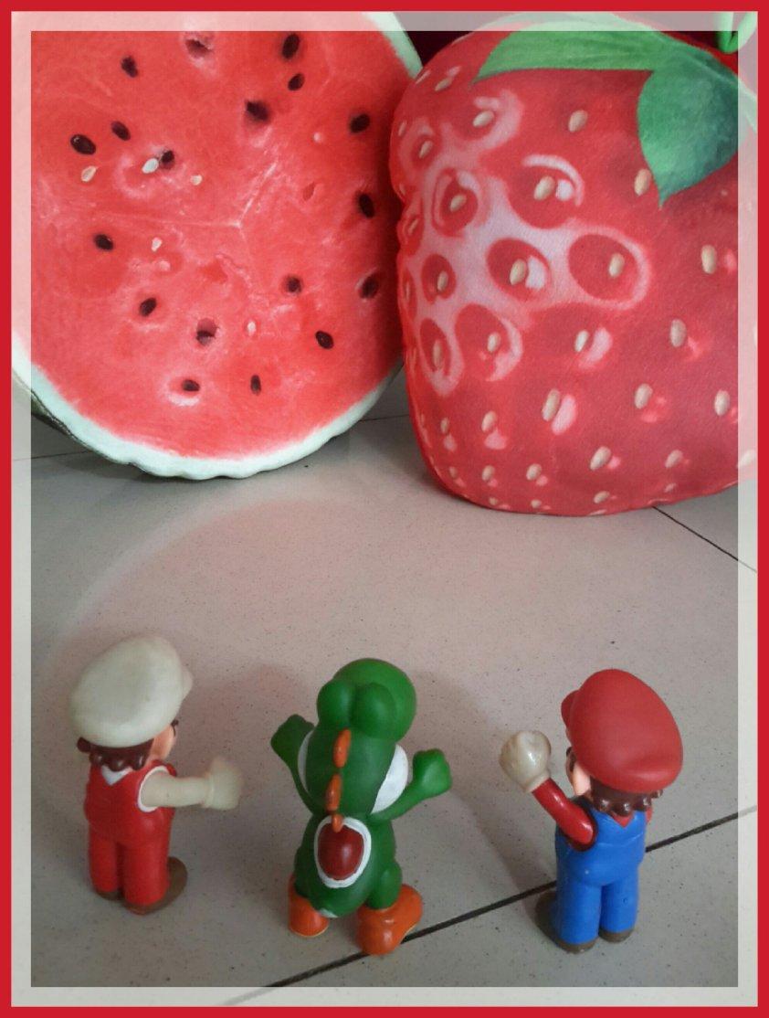 Sayur dan buah